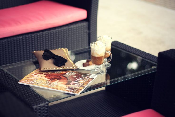 Coffee O 39 Clock Dreaming Of Chanel Coffee Tablescapes