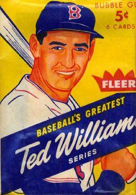 Baseball cards - if only I had kept em.