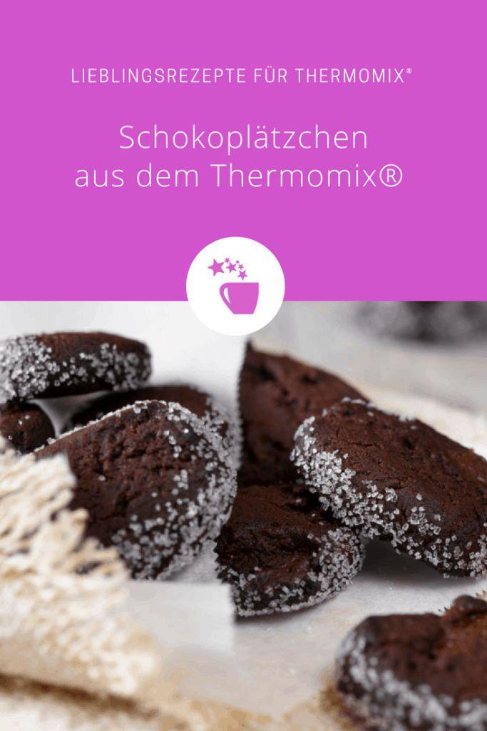 Schnelle Schokoladenplätzchen