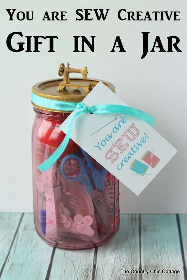 You are SEW Creative Gift in a