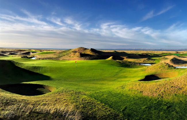 36++ Best golf courses in fife info