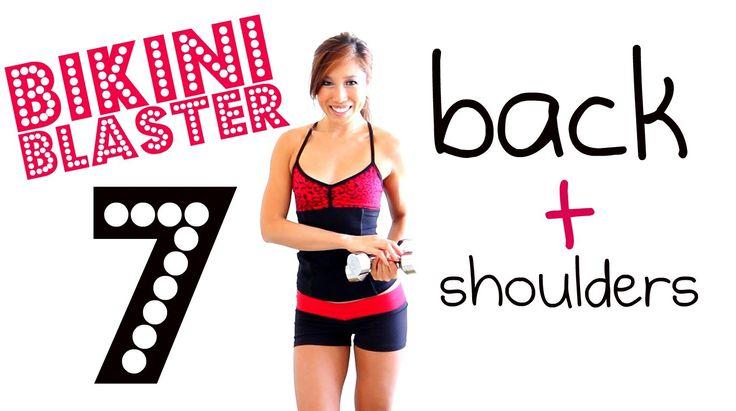 Bikini Blaster 7: Bodacious Back + Sleek Shoulders