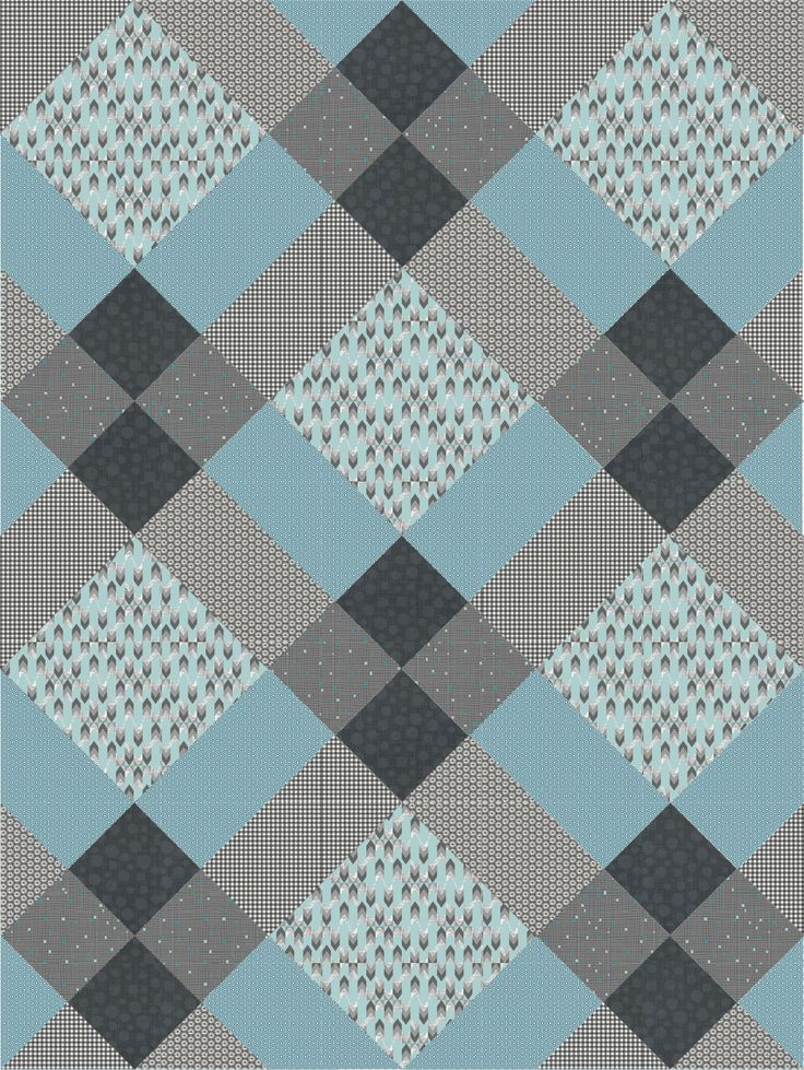 Possibility for dustins flannel quilt. love Pattern Jam!