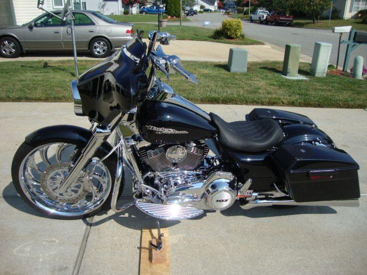 Harley-Davidson : Touring 2013 Street Glide (FLXH)