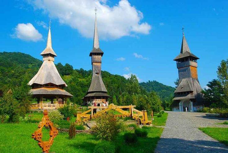 Manastirea Barsana a fost construita de familia lui Dragos Voievod în secolul al XVI-lea pe malul stang al Izei, fiind stramutata apoi pe malul drept pe locul numit Podul Manastirii. Episcopia Ortodoxa Romana a Maramuresului a fost desfiintata, oficial, în 1740. Iar la 12 iulie 1791 manastirea a fost desfiintata si ea, calugarii au fost alungati si s-au refugiat în Moldova la Manastirea Neamt. Atunci manastirea a fost devastata, chiliile si cladirile anexe distruse, averea confiscata.
