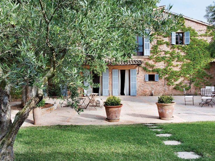 Una casa sostenible e integrada en el entorno