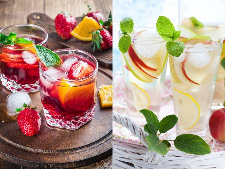 9 enkla recept på sangria att testa i sommar