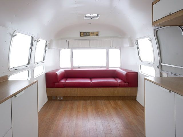 18 Best Images About Airstream Couch On Pinterest