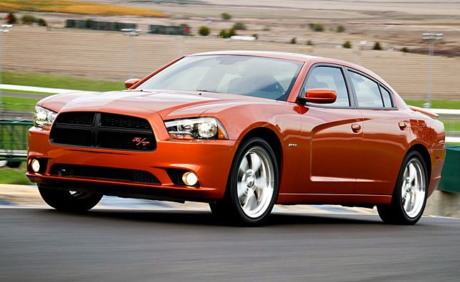 2012 Dodge Charger R/T Review