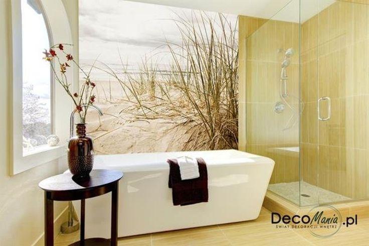 Fototapeta do łazienki - Na plaży