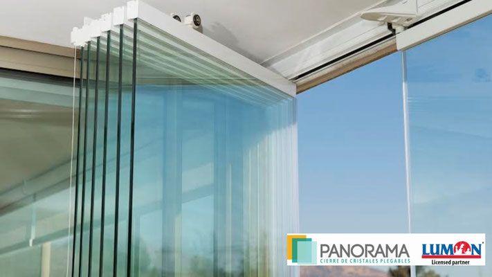 Cierre de terraza cortinas roller la serena mallas de - Proteccion para terrazas ...