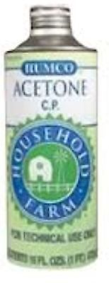 Other First Aid: Humco Acetone Liquid 16 Oz (Pack Of 7) -> BUY IT NOW ONLY: $146.77 on eBay!