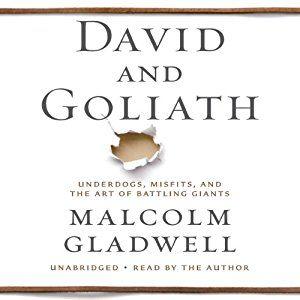 David and Goliath Audiobook
