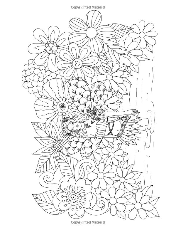 5153 Best Adult Coloring Pages Images On Pinterest