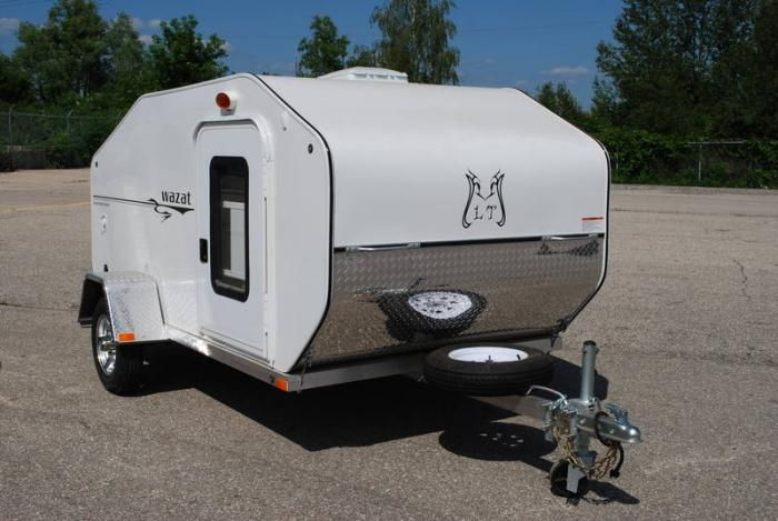 Small Vintage Campers WAZAT CAMPER TRAILERS for sale in