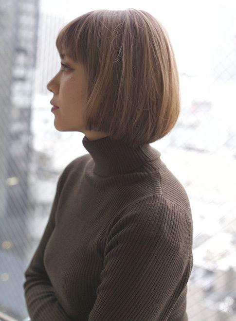 【ボブ】ゆるふわショートボブ/AFLOAT JAPANの髪型・ヘアスタイル・ヘアカタログ 2016秋冬