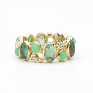 Think this would make a very different wedding band -Gorgeous