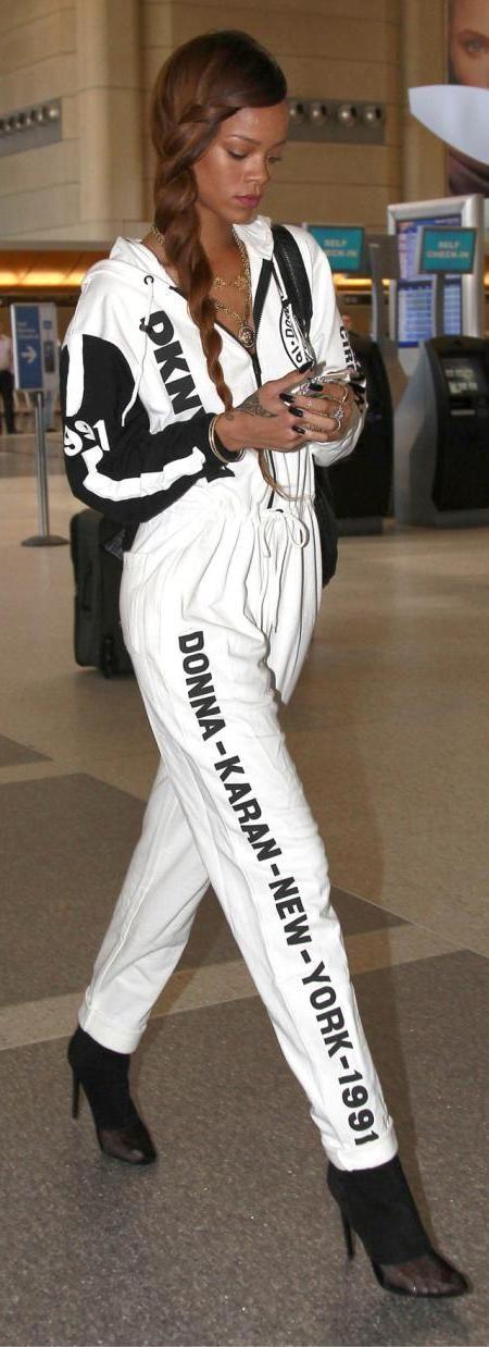 Its officially Vintage. Rihanna DKNY jumpsuit