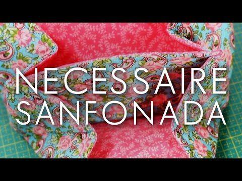 Dica de Sexta: Necessaire Sanfonada - YouTube