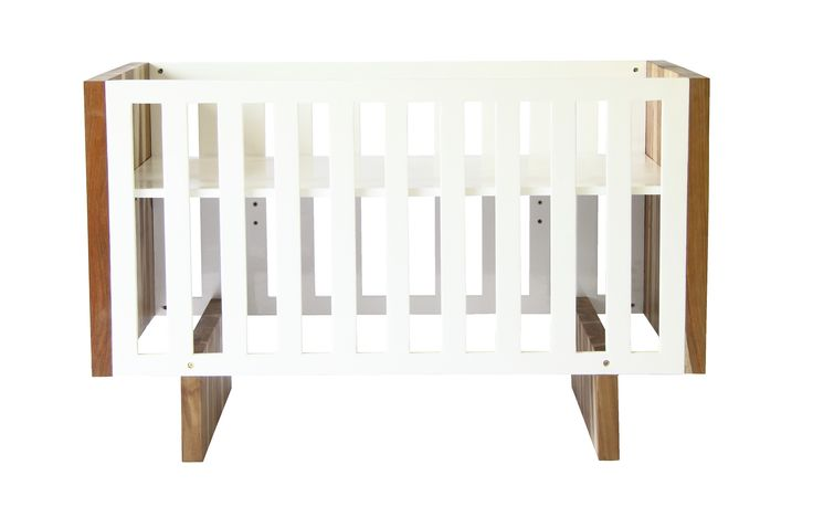 A custom child's cot (from the days when we still did paintwork)