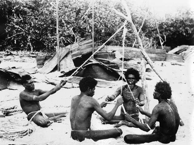 the long history of the aboriginal people Aboriginal people have always known that we have been on our land since the start of our time, but it is important to have science show that to the rest of the world.