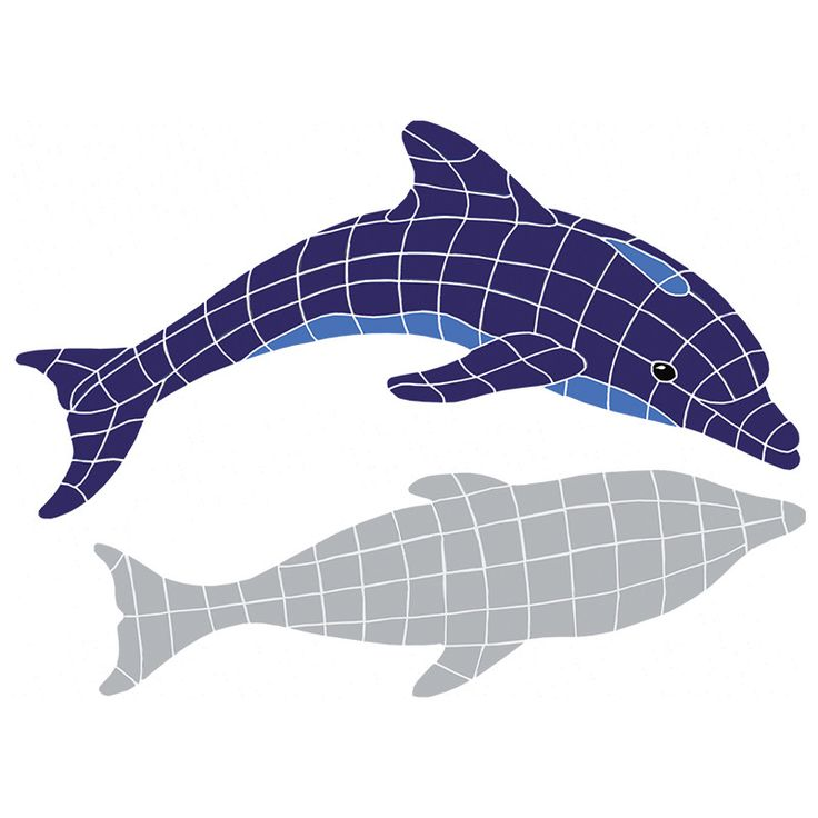 Dolphin Bathroom Tiles: 68 Best Dolphin Pool Mosaics Images On Pinterest