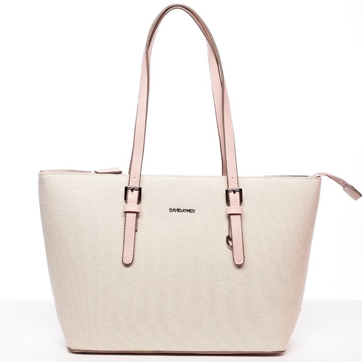 Dámská kabelka přes rameno Fabiola, růžová