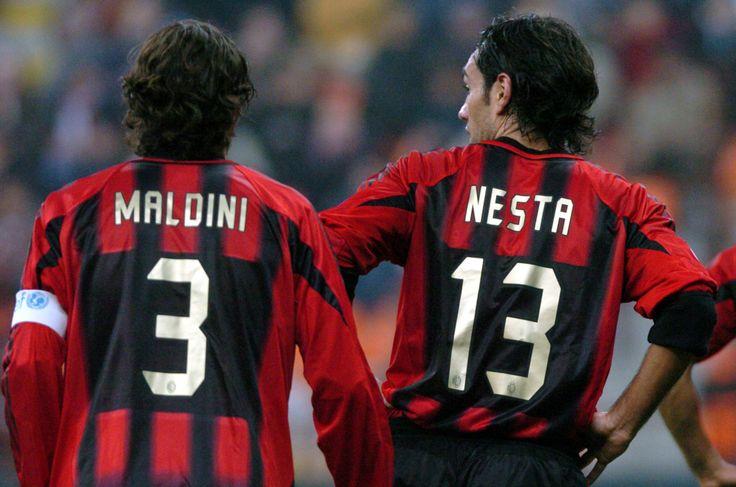 Maldini and Nesta