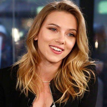 Gorgeous Scarlett Johansson