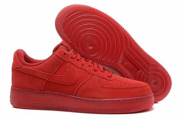 nike air force soldes nike air force 1 low rouge homme ...