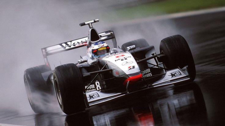 Mika Häkkinen (FIN) (West McLaren Mercedes), McLaren MP4/13 - Mercedes FO 110G 3.0 V10 (finished 4th) 1998 Italian Grand Prix, Autodromo Nazionale Monza