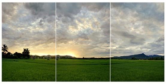 Sunrise Semesta.