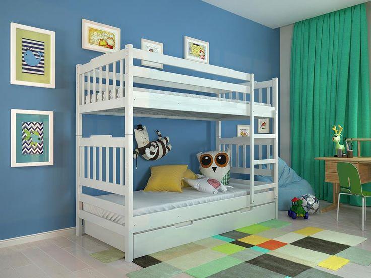Как увеличить пространство в детской комнате с помощью кровати. Двухъярусные кровати - как способ сохранения пространства. Разнообразие конструкций двухъярусных кроватей. Безопасность детских кроватей.