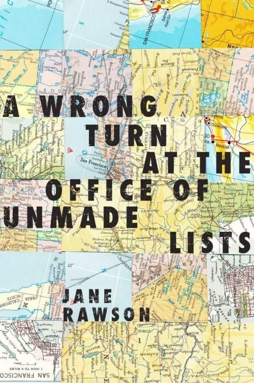 A Wrong Turn at the Office of Unmade Lists by Jane Rawson. Read by Amanda. A dystopian Melbourne circa 2030 and San Francisco 1997 are juxtaposed in this quirky novel. The winner of the Most Underrated Book of 2014.
