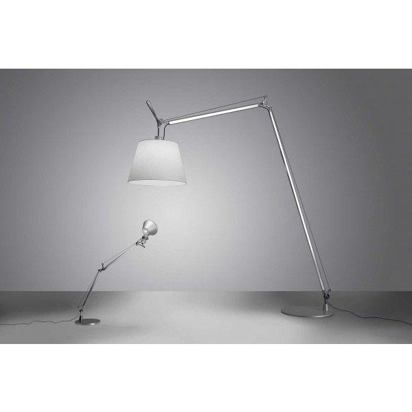 Tolomeo Maxi Vloerlamp 3000k Artemide Lampen Led Lamp En Wandlamp