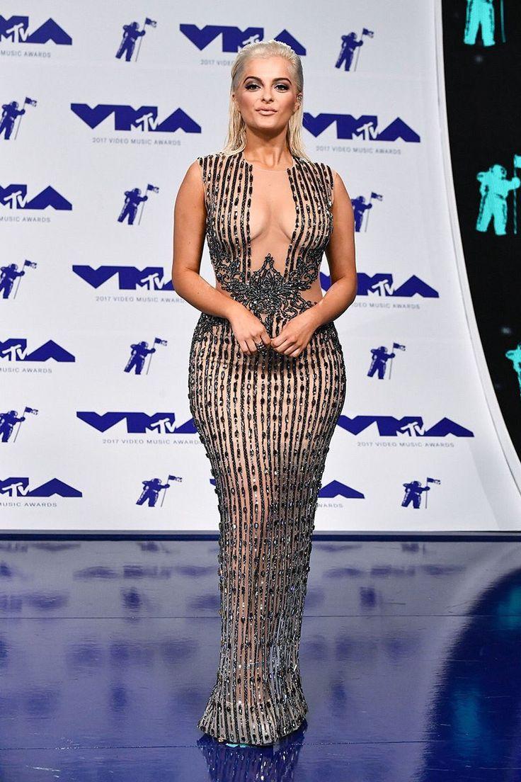 Bebe Rexha vma 2017