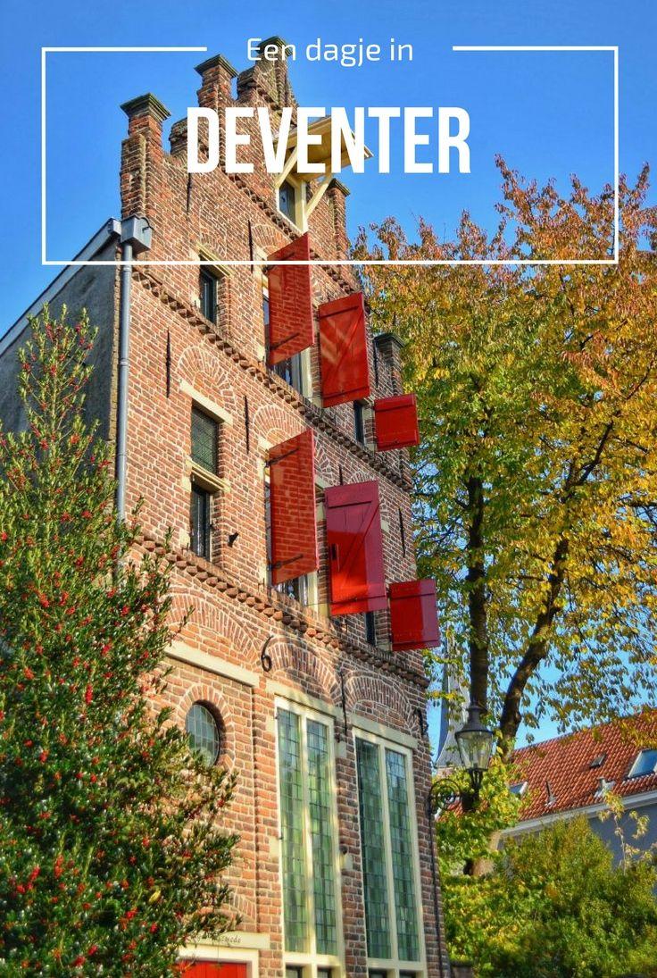 Tips voor een dagje in Deventer.