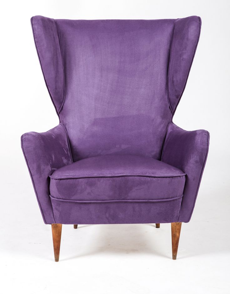 High Wingback Armchair | Paolo Buffa | C1950
