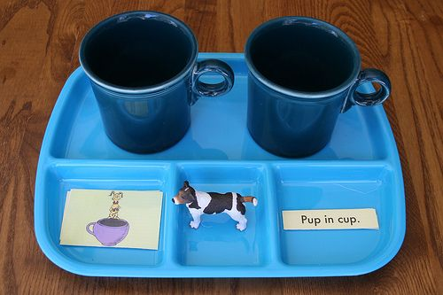 Dr. Seuss with a Touch of Montessori at Living Montessori Now: Cups Activities, Fish Math, Language Activities, Inspiration Montessori, Montessori Activities, Montessori Trays, Math Activities, Montessori Inspiration, Fish Montessori