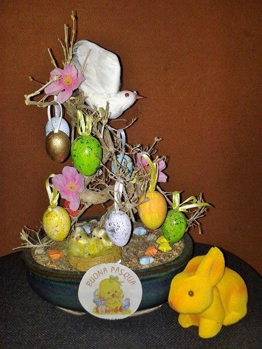 Decorazione Pasqua