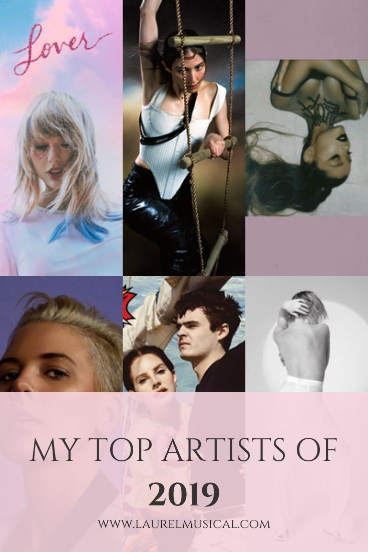 My Top Artists Of 2019 Spotify Music Playlist Laurel Musical In 2020 Pop Music Playlist Music Playlist Top Artists