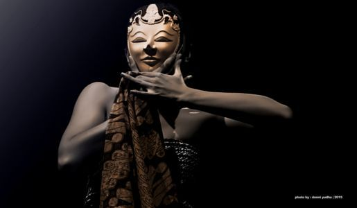 The Mask and The Dancer