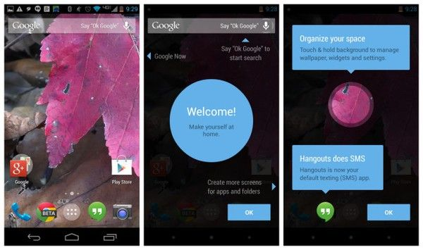 Download And Install Launcher Android KitKat 4.4!