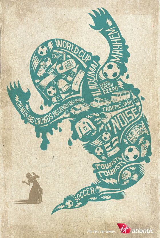 Breathtaking and Creative Typographic Poster Design