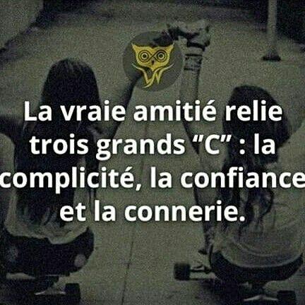 C × 3 = Amitie