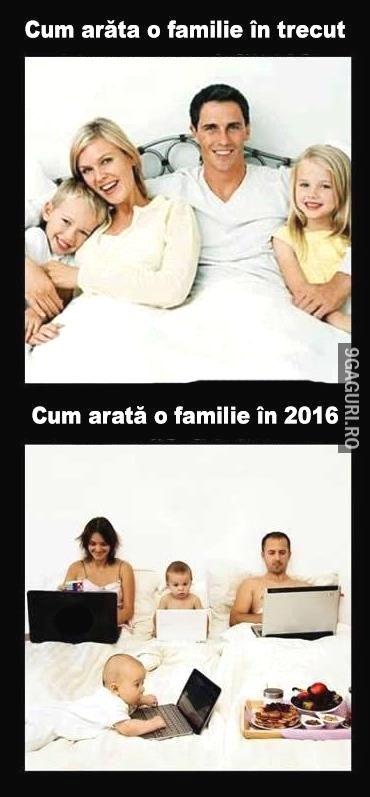 Evoluția familiei în 2016! Link Postare ➡ http://9gaguri.ro/media/evolutia-familiei-in-2016