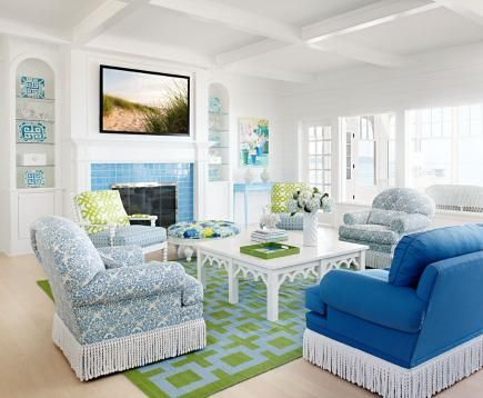 93 best Living Rooms and Family Rooms images on Pinterest | Family ...