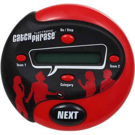 Electronic Catchphrase Game, Blue