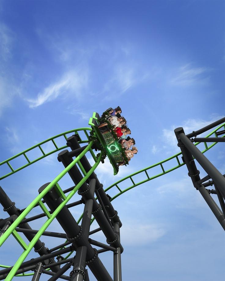 Theme parks on the Gold Coast #goldcoast