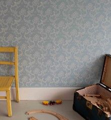 I love these DIY patterns from The Painted House.  Buy the roller & get going...